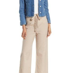 NWT French Connection Cotton Linen Pants.